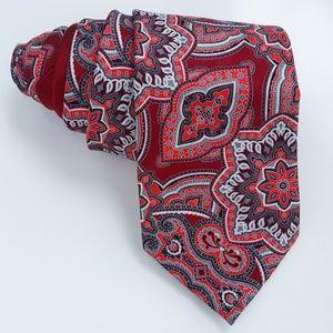 Ermenegildo Zegna Made in Italy Mens Necktie NEW